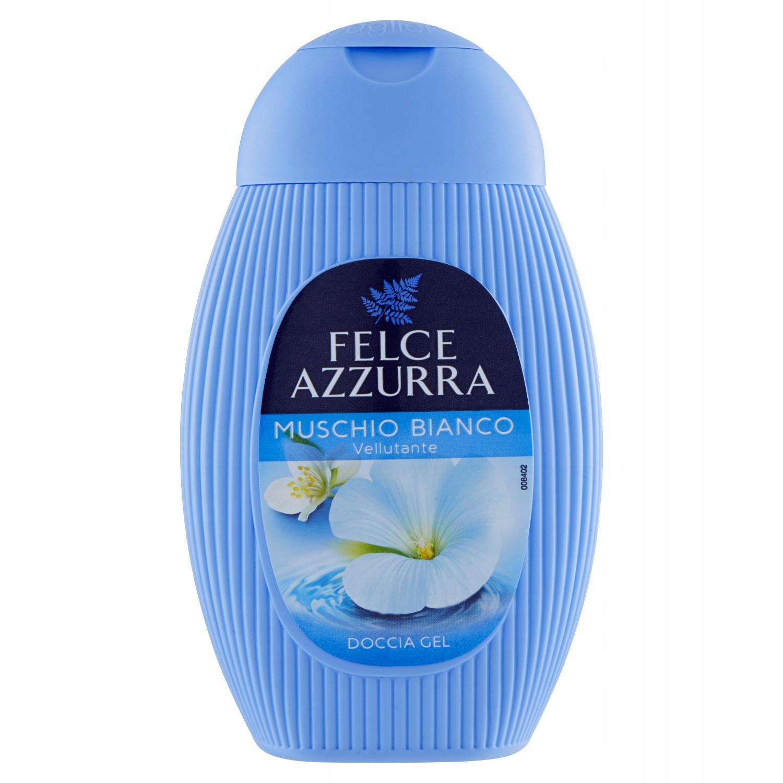 Felce Azzurra Белый мускус - Гель для душа 250 мл