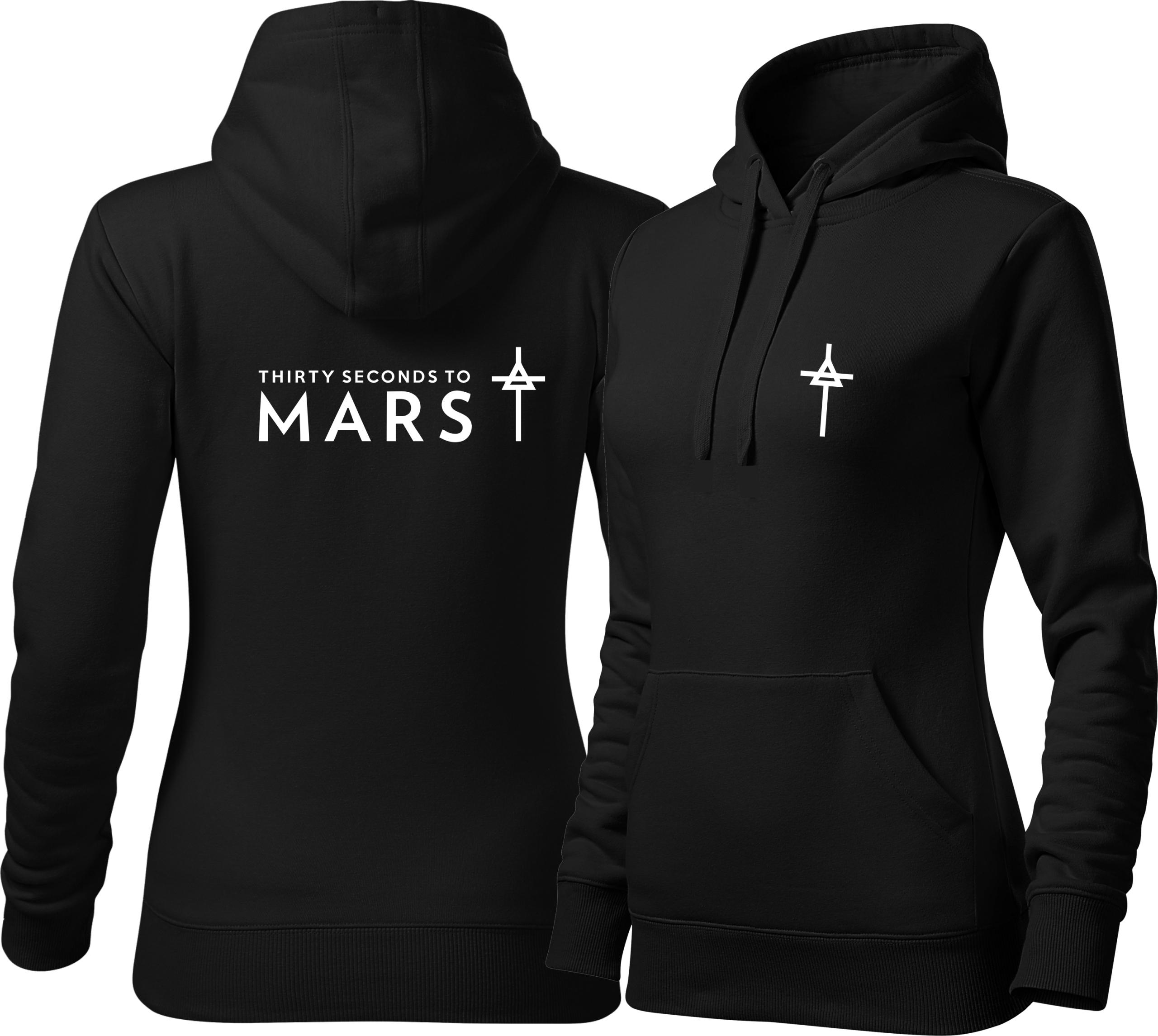 Koncert Thirty Seconds To Mars Ekstra bluza kaptur