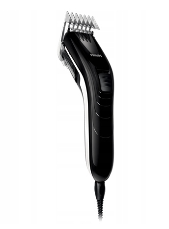 Philips QC5115 / 15 hårklipper Den dominerende fargen er svart