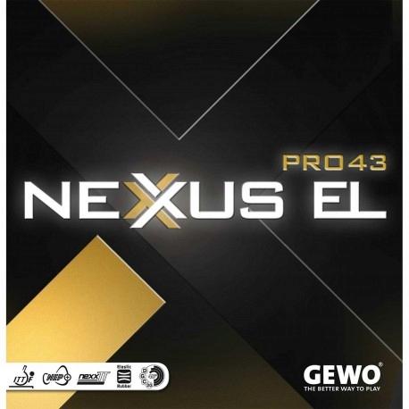 Купить Накладка Gewo Nexxus EL PRO 43 на Otpravka - цены и фото - доставка из Польши и стран Европы в Украину.