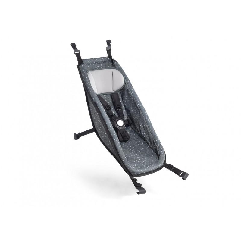 HAMMOCK CROOZER BABY SEAT 2014 - 2020 Grafitová modrá +