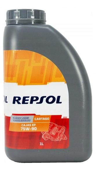 МАСЛО REPSOL Cartago Cajas EP75W90 GL 4 1л