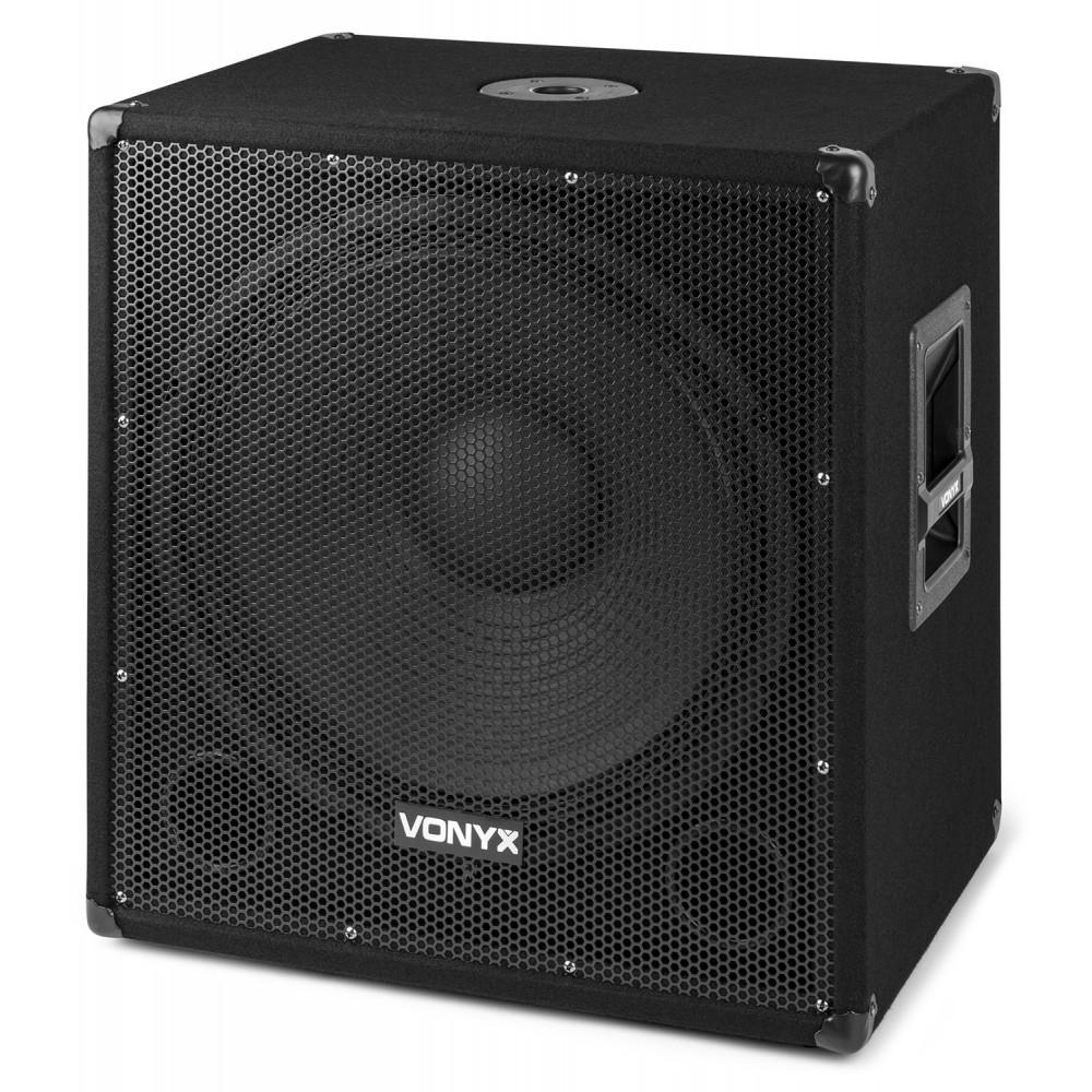 Subwoofer Active 1000W Bluetooth SMWBA18MP3 Vonyx