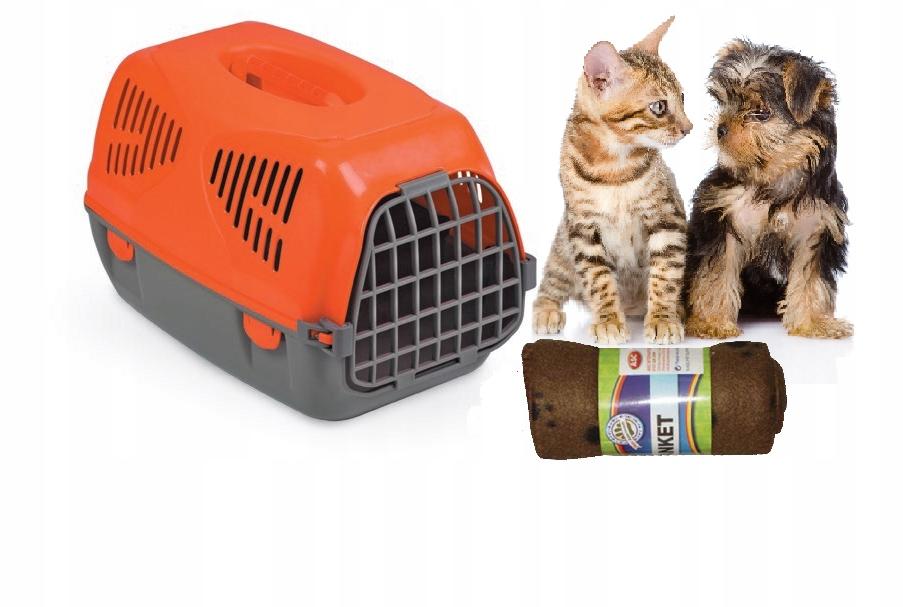 Transporter SIRIO dla psa kota + KOCYK POLAROWY