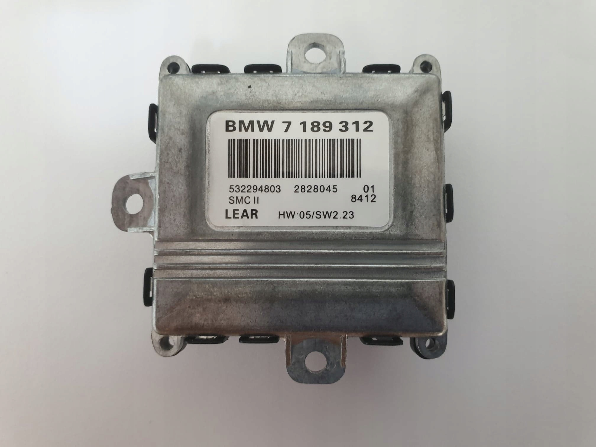 модуль поворота ксенон bmw 3 5 7 лир smc smc ii 2