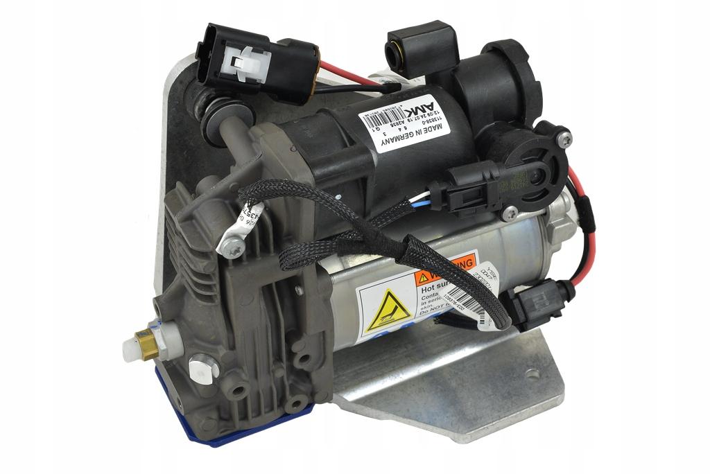 land rover discovery 3 4 компрессор подвески amk