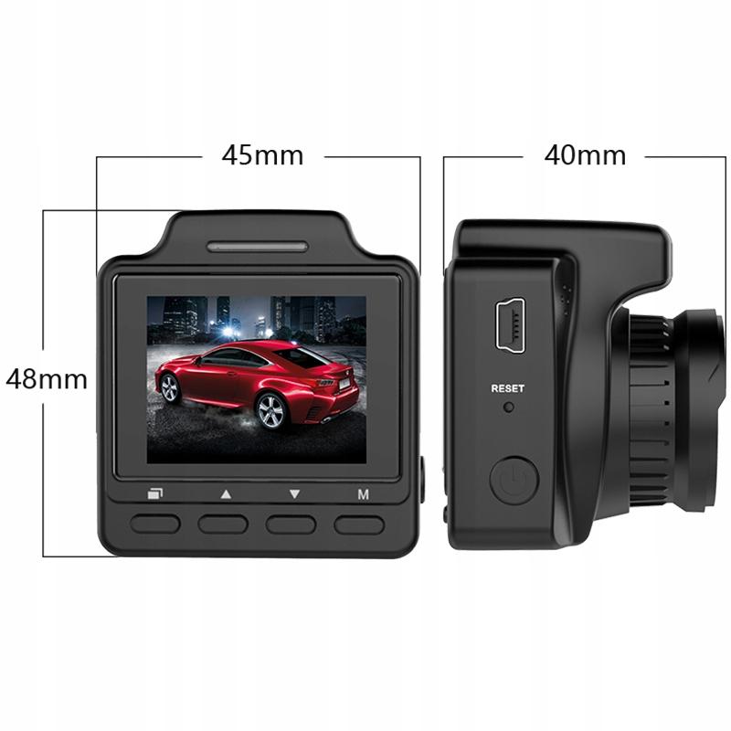 Mini kamera ALGA T200 Sony IMX323 WiFi Kod producenta T200