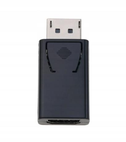 Купить Переходник-Адаптер DISPLAY PORT DP на HDMI FHD на Otpravka - цены и фото - доставка из Польши и стран Европы в Украину.