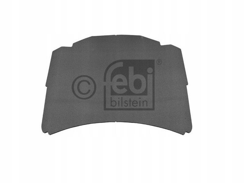 коврик изоляция маски двигателя mercedes w124 febi