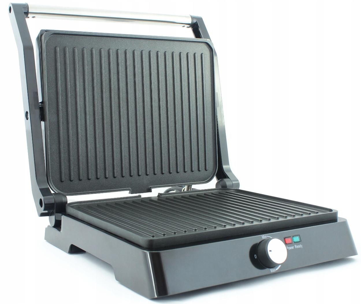 Электрический гриль 2200W тостер складной