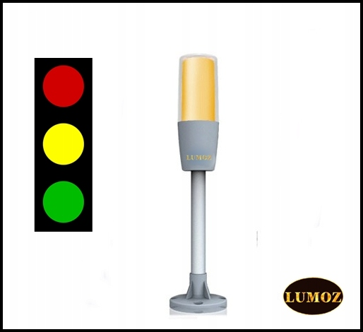 Item Tower warning light LED colors+voice
