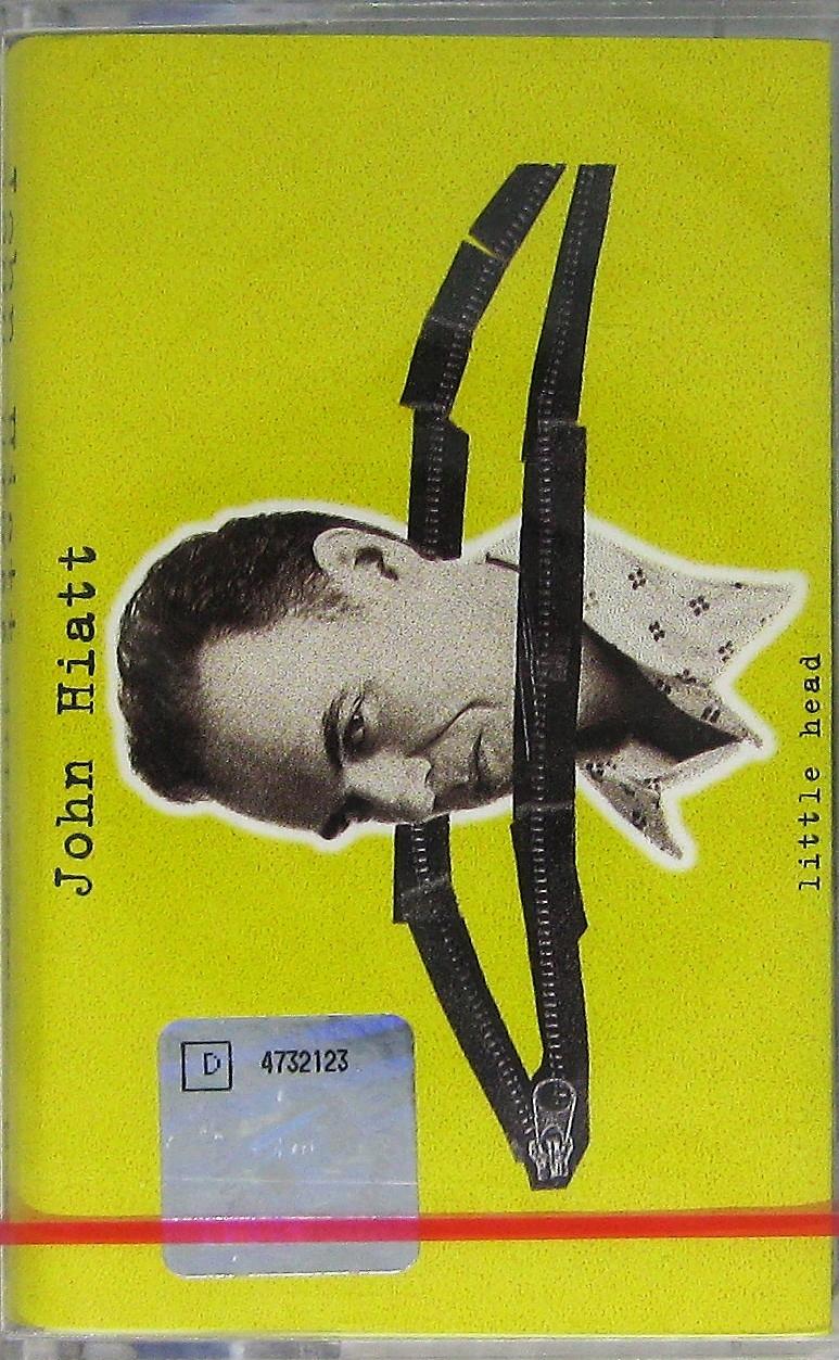 Купить ДЖОН ХАЙАТТLITTLE Head-Коза [КАРТРИДЖ] НОВАЯ ПЛЕНКА на Eurozakup - цены и фото - доставка из Польши и стран Европы в Украину.