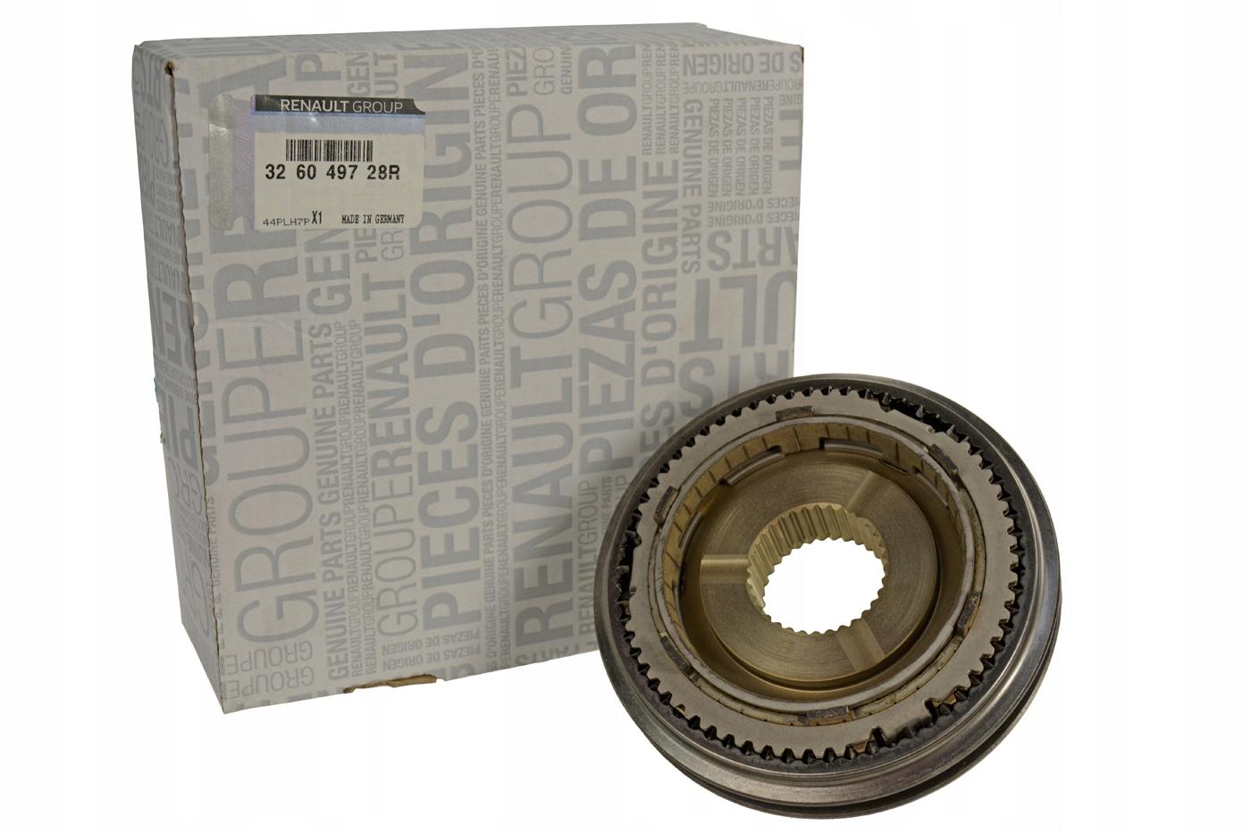 синхронизатор 1 2 передаче master ii movano pk6 pf6