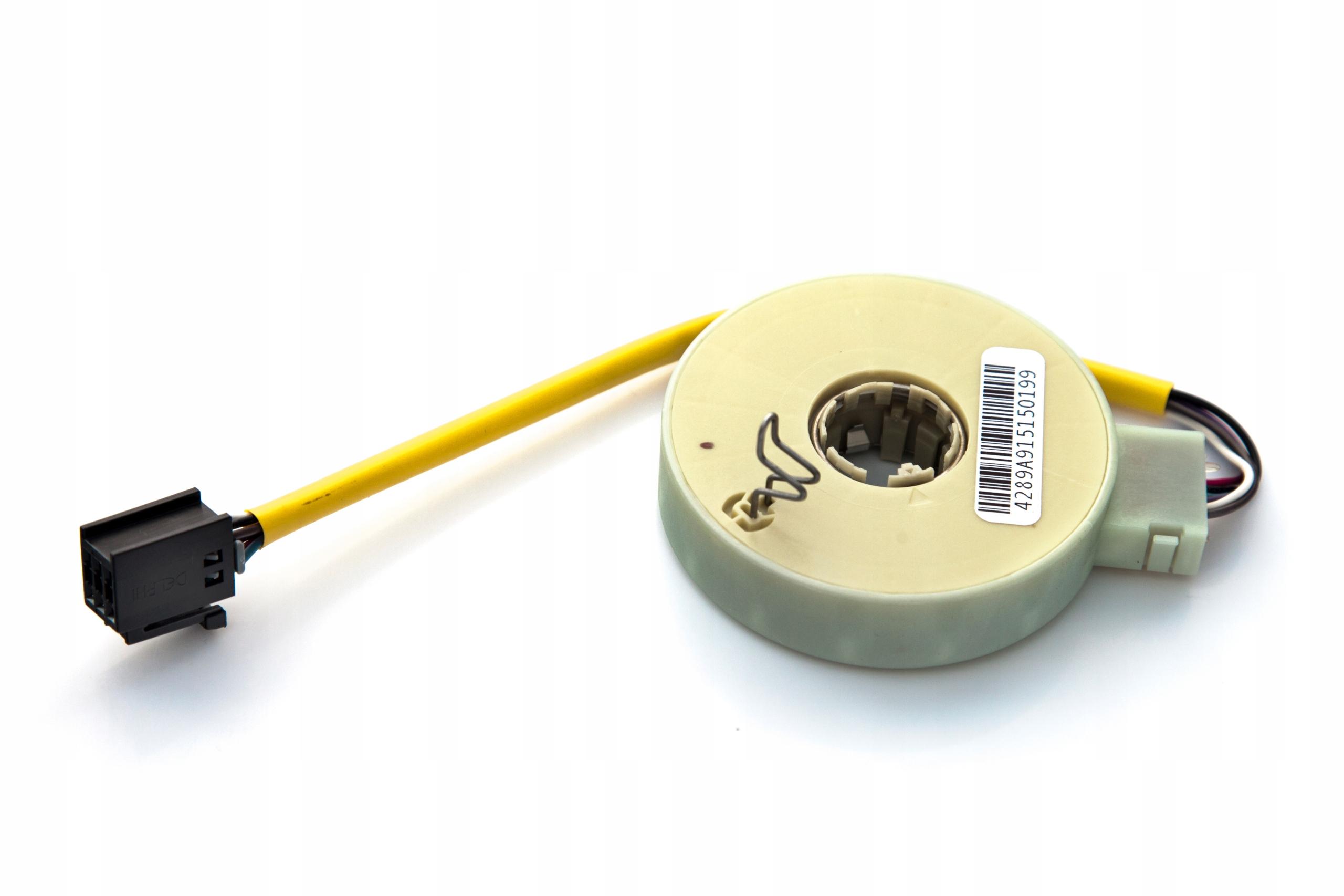 fiat punto 2 - датчик поворота желтый - оригинал