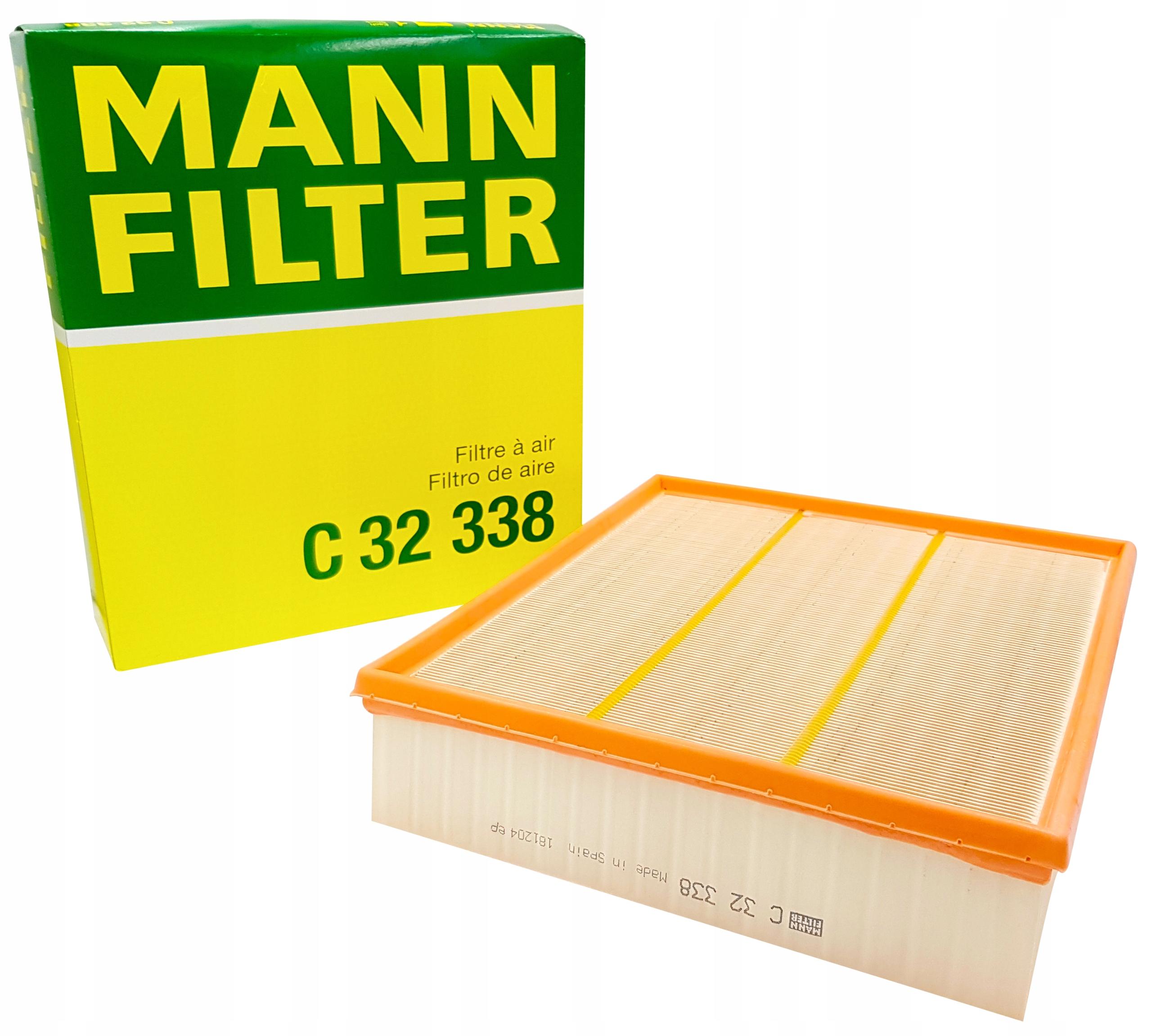 Filtre à air MANN-FILTER C 32 338