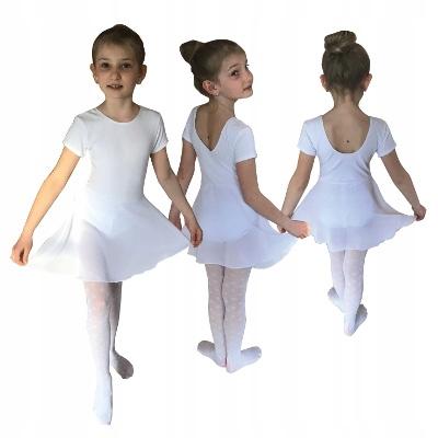 Telo baletné šaty balet, gymnastika 134