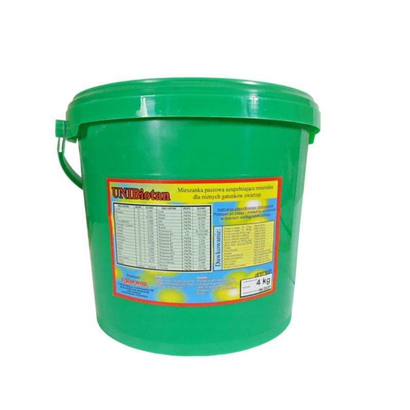 UNIBiotan 4 кг - Витамины для кур-несушек без ГМО