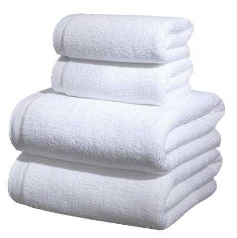 4 х PREMIUM HOTEL TOWELS 2x 70x140 2x 50x100