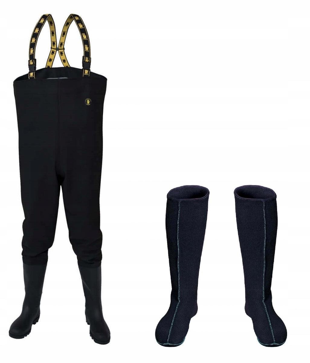 Spodniobuty Pros Plavitex Plus Ocieplacz Filcowy