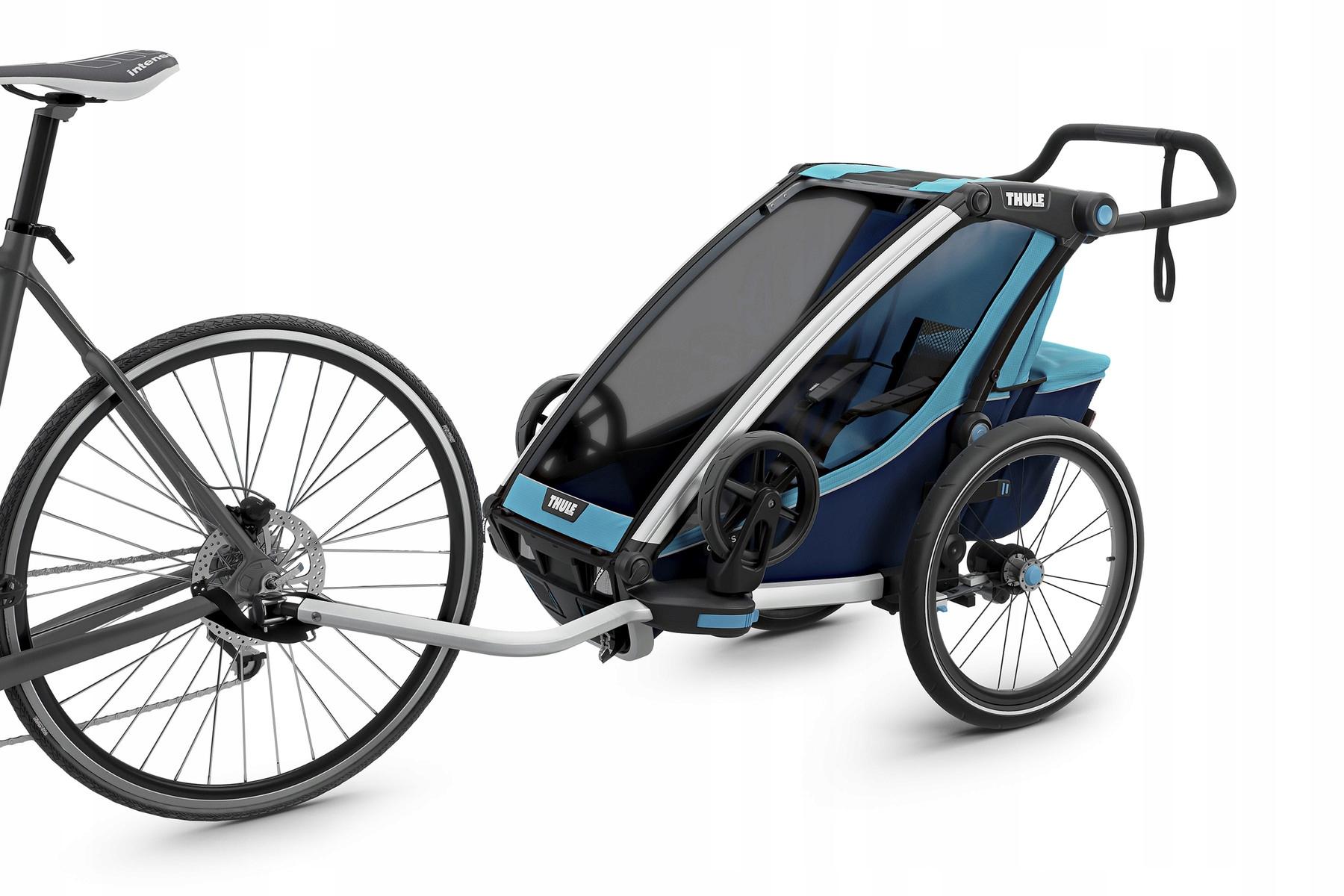 Przyczepka rowerowa THULE Chariot Cross 1 wózek