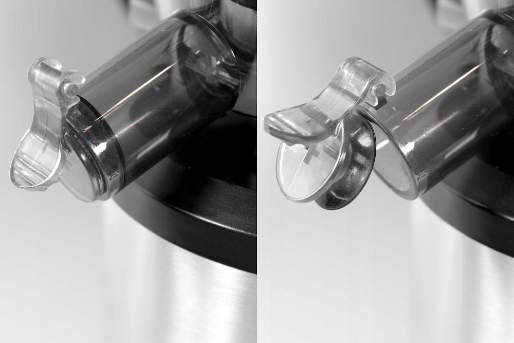 BLAUPUNKT SJV601 Медленная соковыжималка 400 Вт Слив сока в емкость для сока