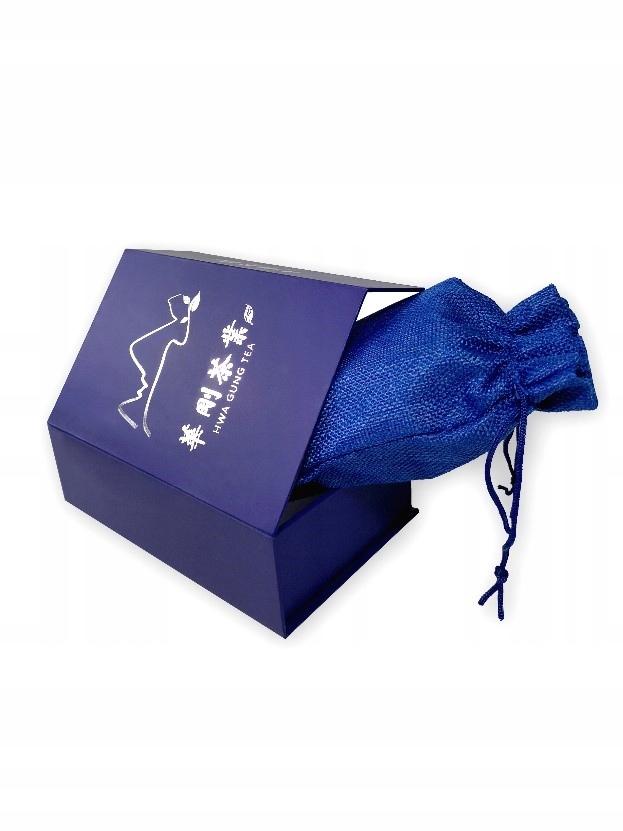 Lishan Oolong čaj Čierny Čaj 50 g kompletný + decanter