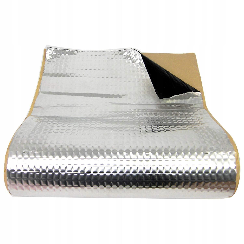 коврик wygŁuszajĄca 18mm butylowa битум alubutyl