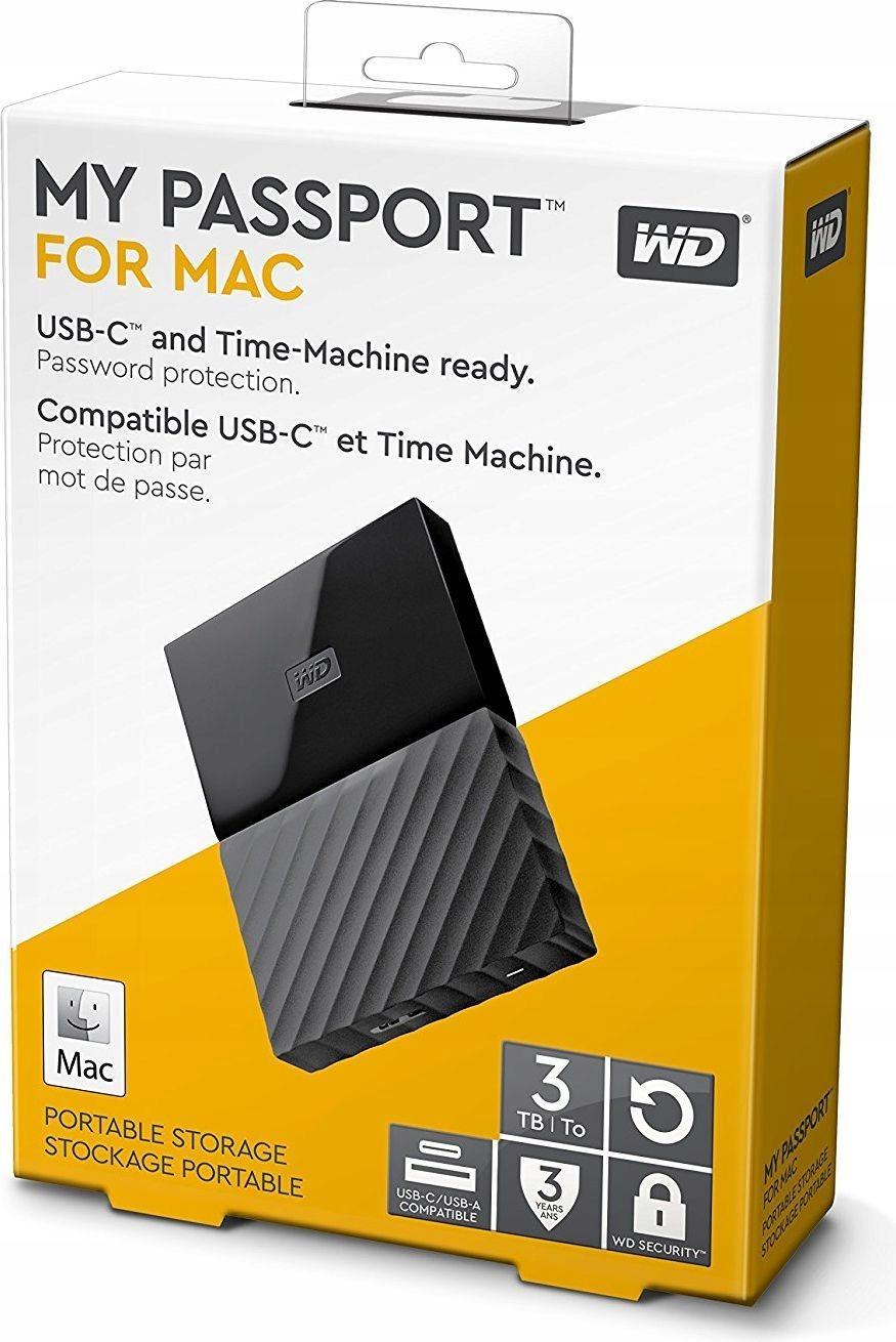 Купить WD Litte PASSPORT Multi-Vit GS370 3TB WDBP6A0030BBKСВА на Eurozakup - цены и фото - доставка из Польши и стран Европы в Украину.