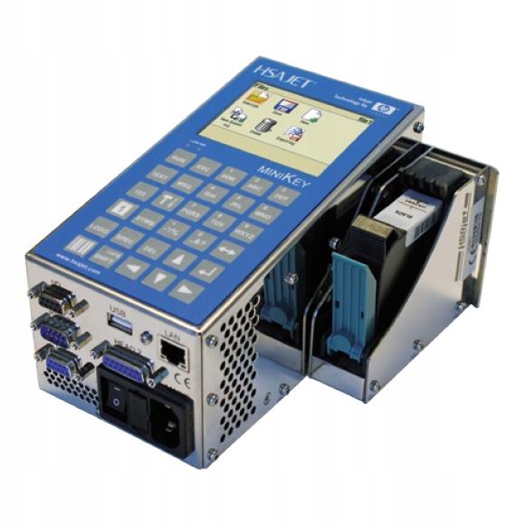 HSA Systems Priemyselná tlačiareň Minikey + 1 pero