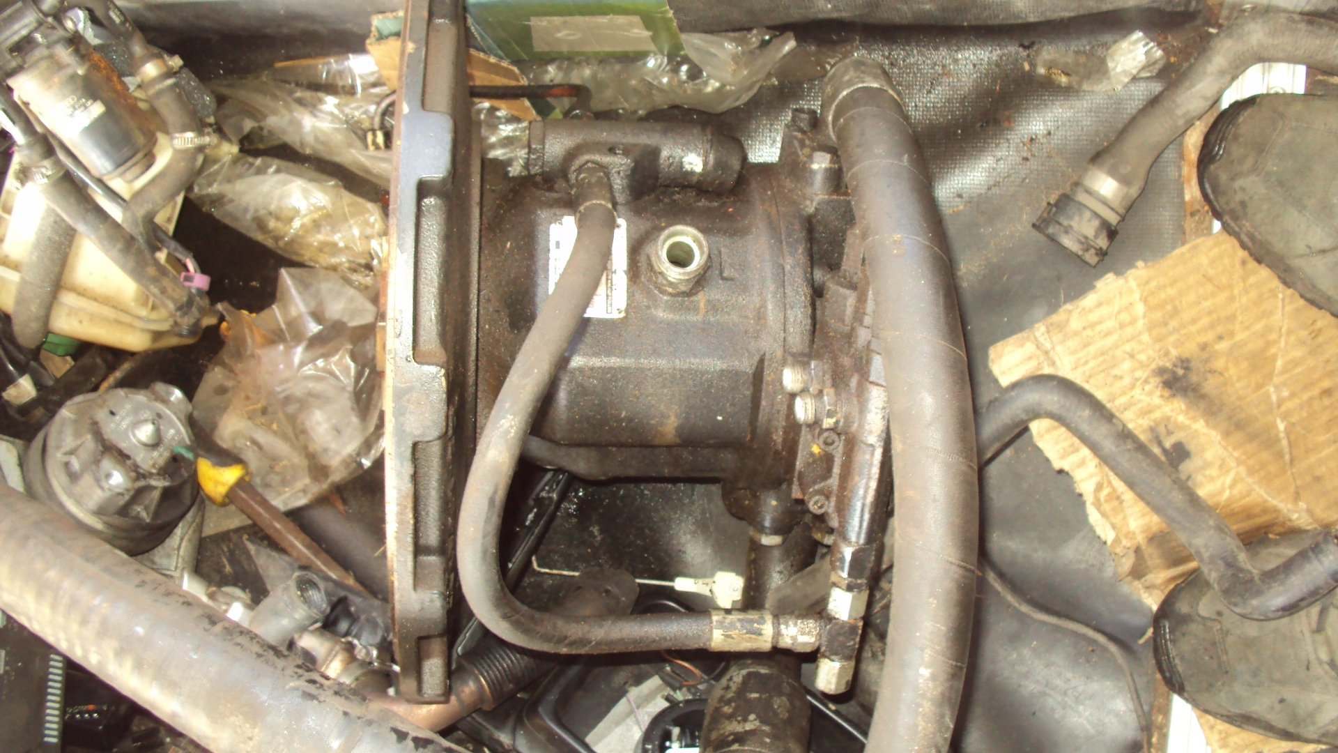 Гидравлический НАСОС A10 VO 45 FHD/30