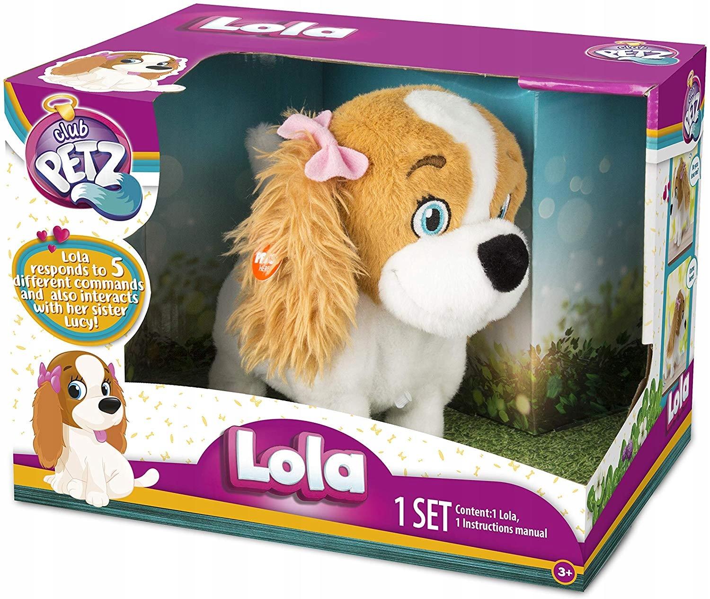 Hračky - plyšové zvieratko Lola