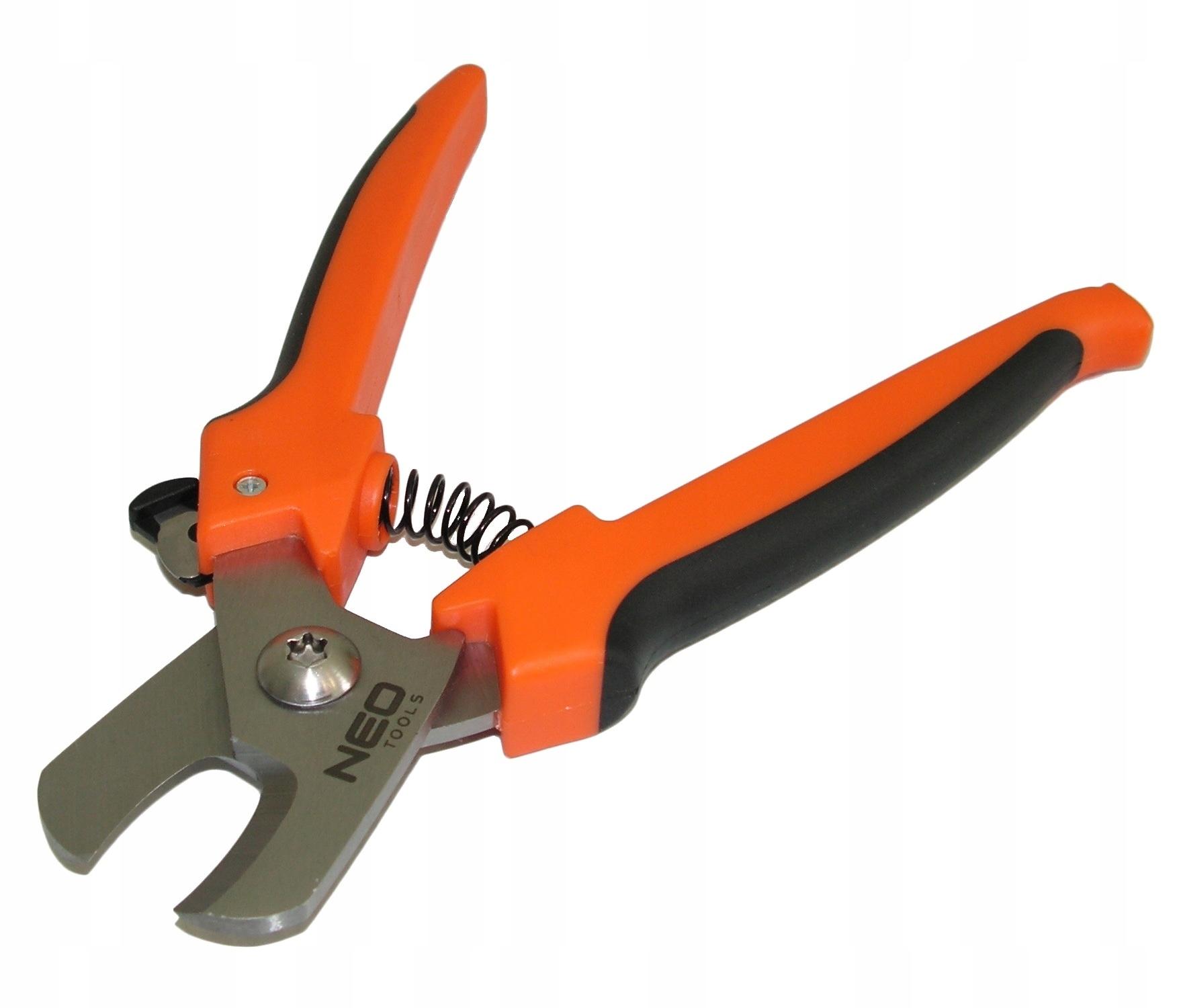 Nožnice NOHY NA KOTÚČE na drôty NEO 01-510