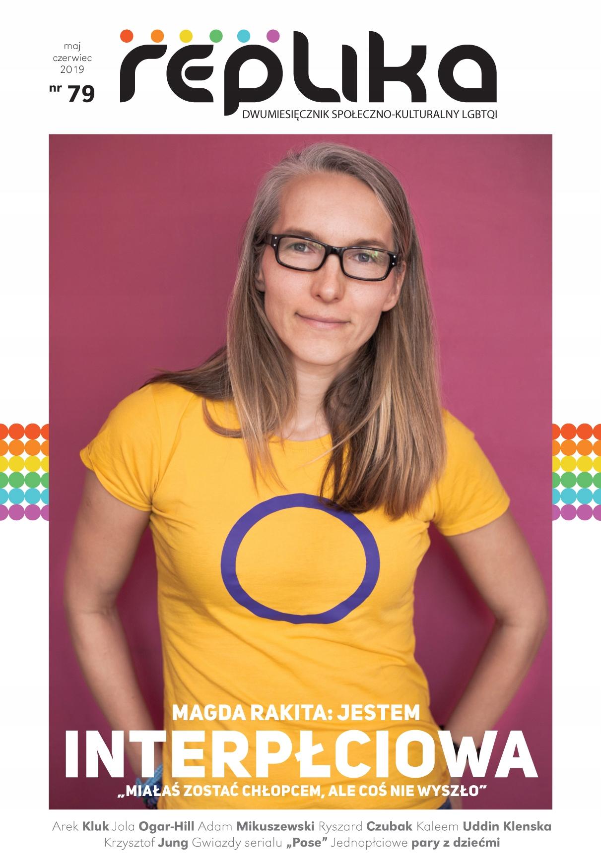 Item Remark No. 79 LGBT magazine-may/June 2019