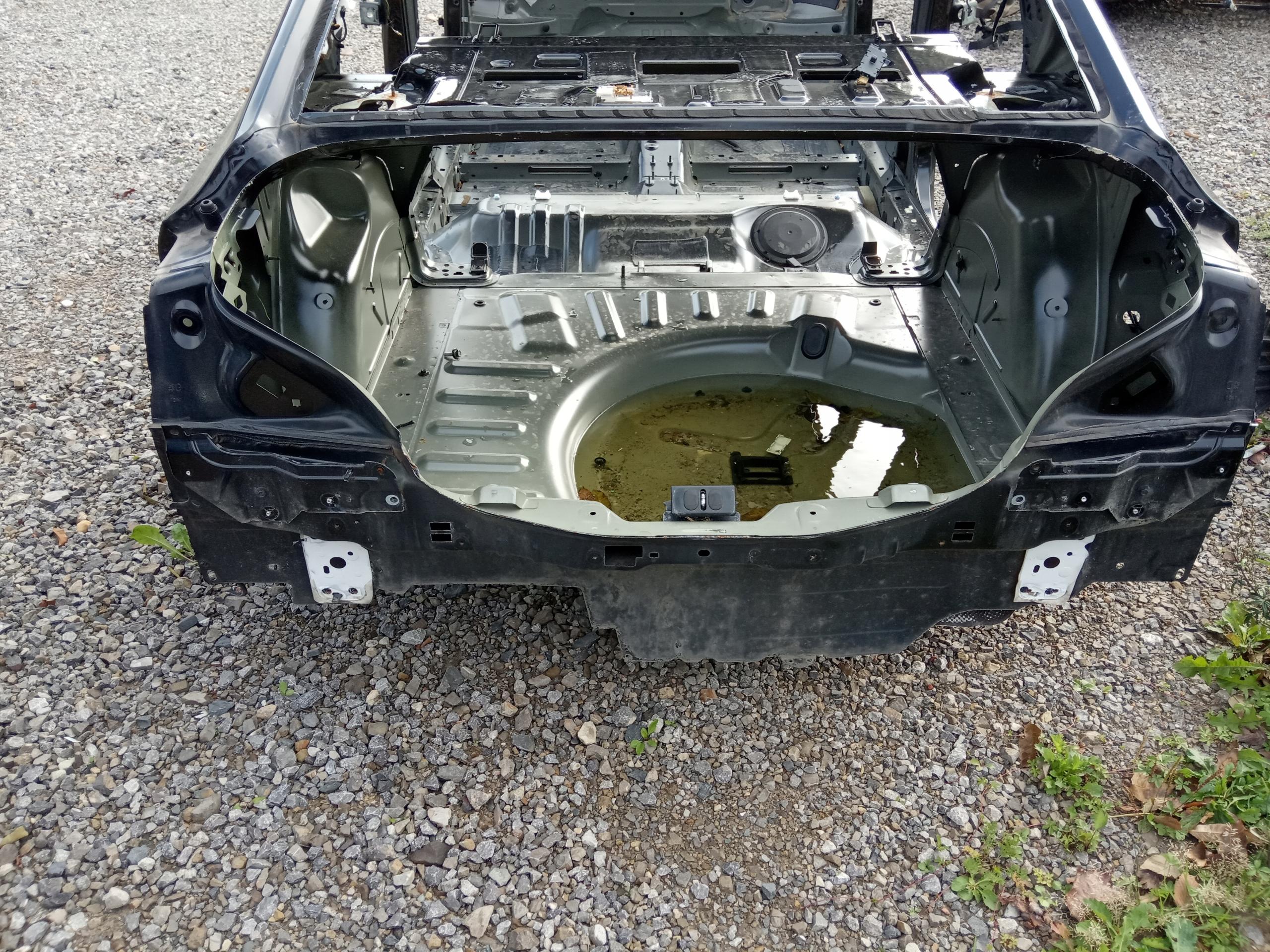 peugeot 508 gt седан пояс задняя панель усиление Стенка