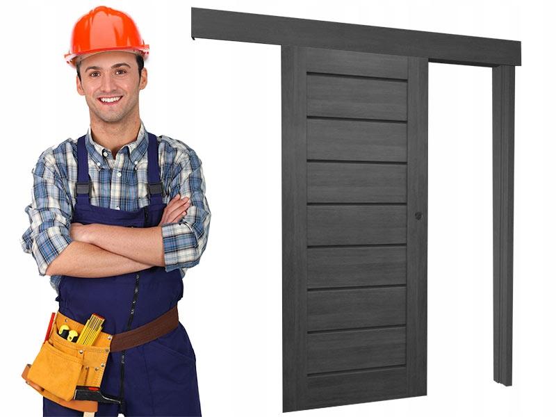 Drzwi wewnętrzne WINDOOR PRIM PRZESUWNE PRODUCENT