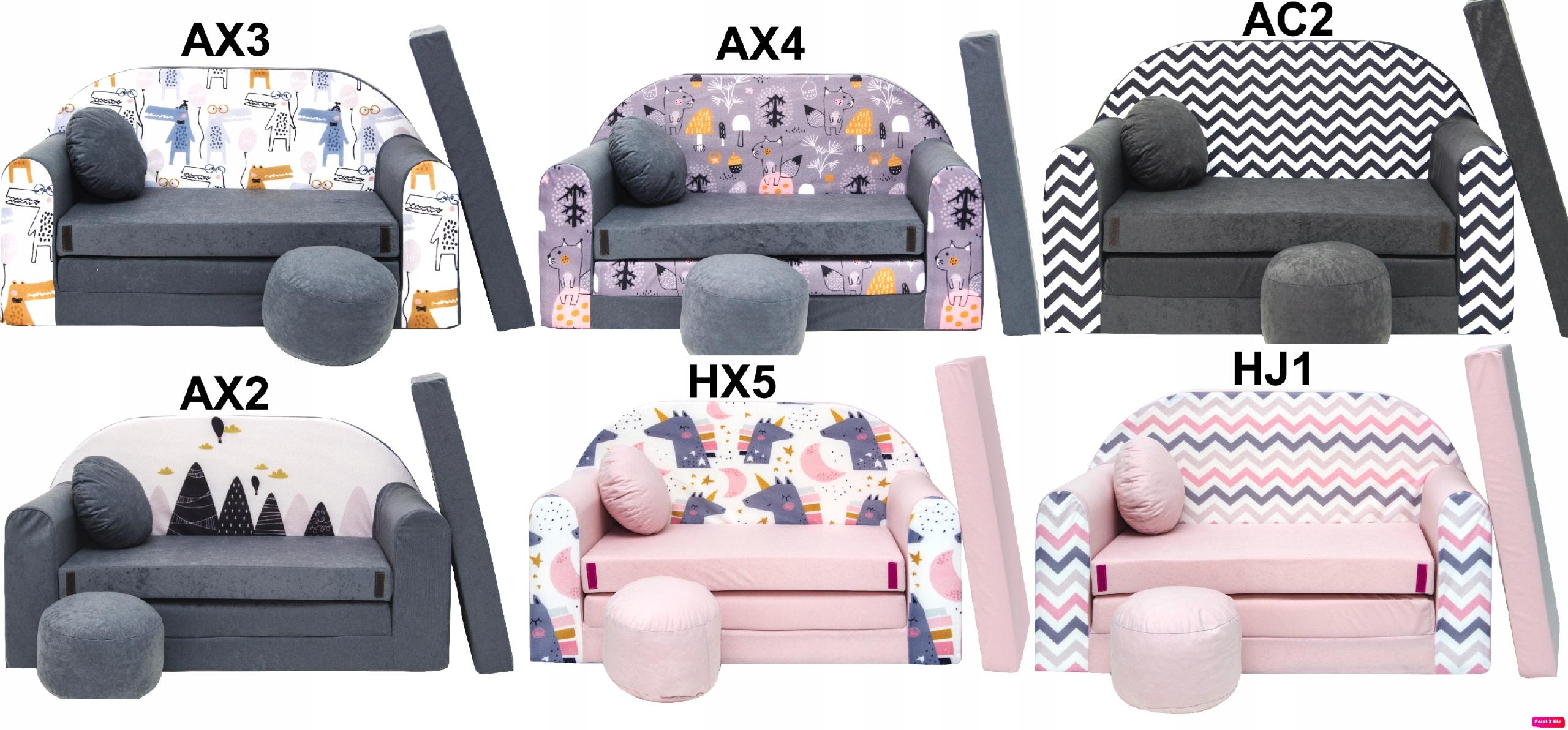 Pohovka pre detský vankúš Maxx Collection