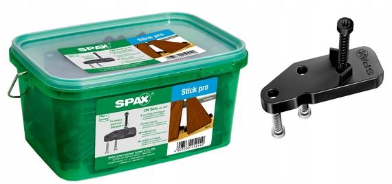 SPAX STICK PRO skryté montáž podlahových dosiek 120