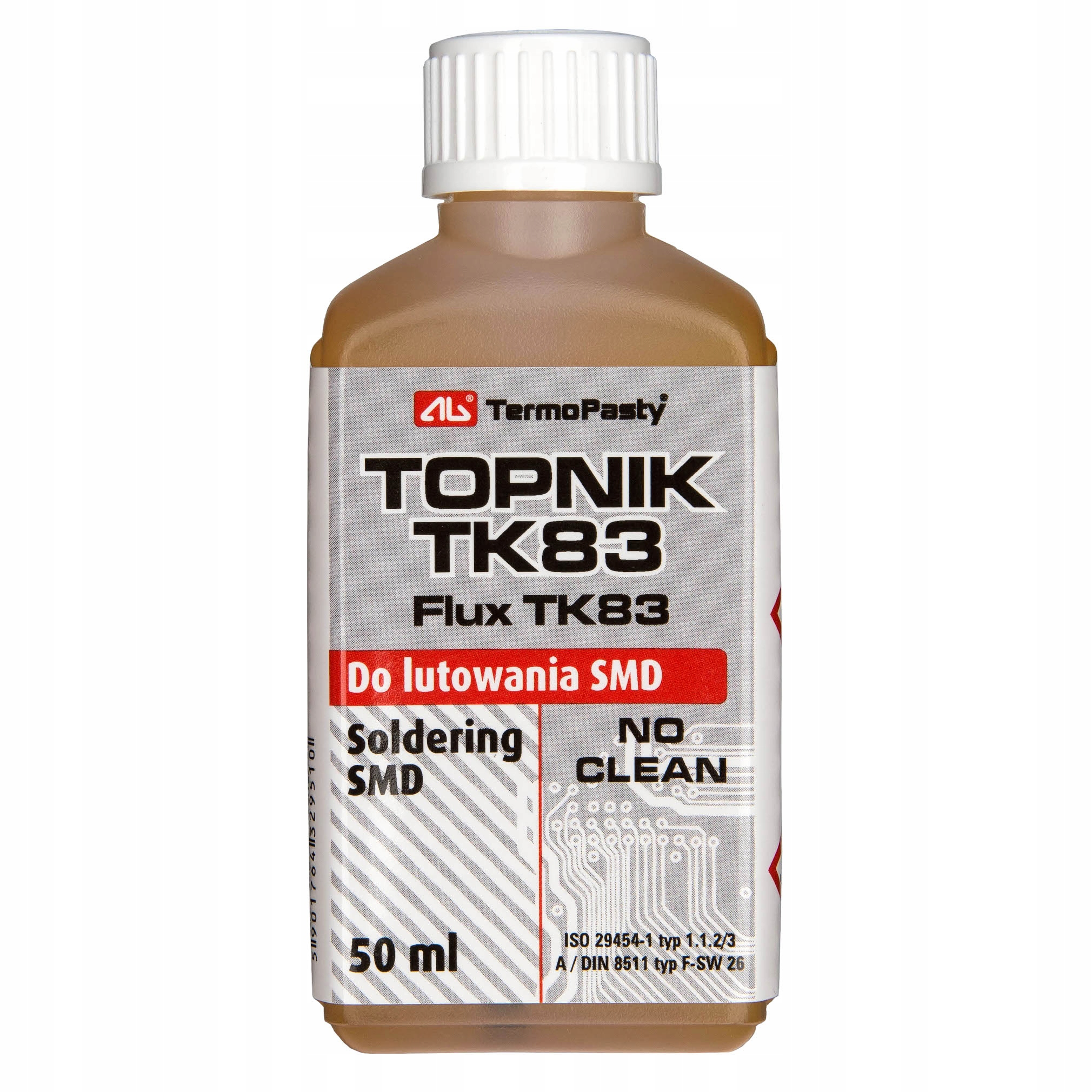 ТОПНИК FLUX SMD NO CLEAN TK 83 50ml z p'dzelkiem