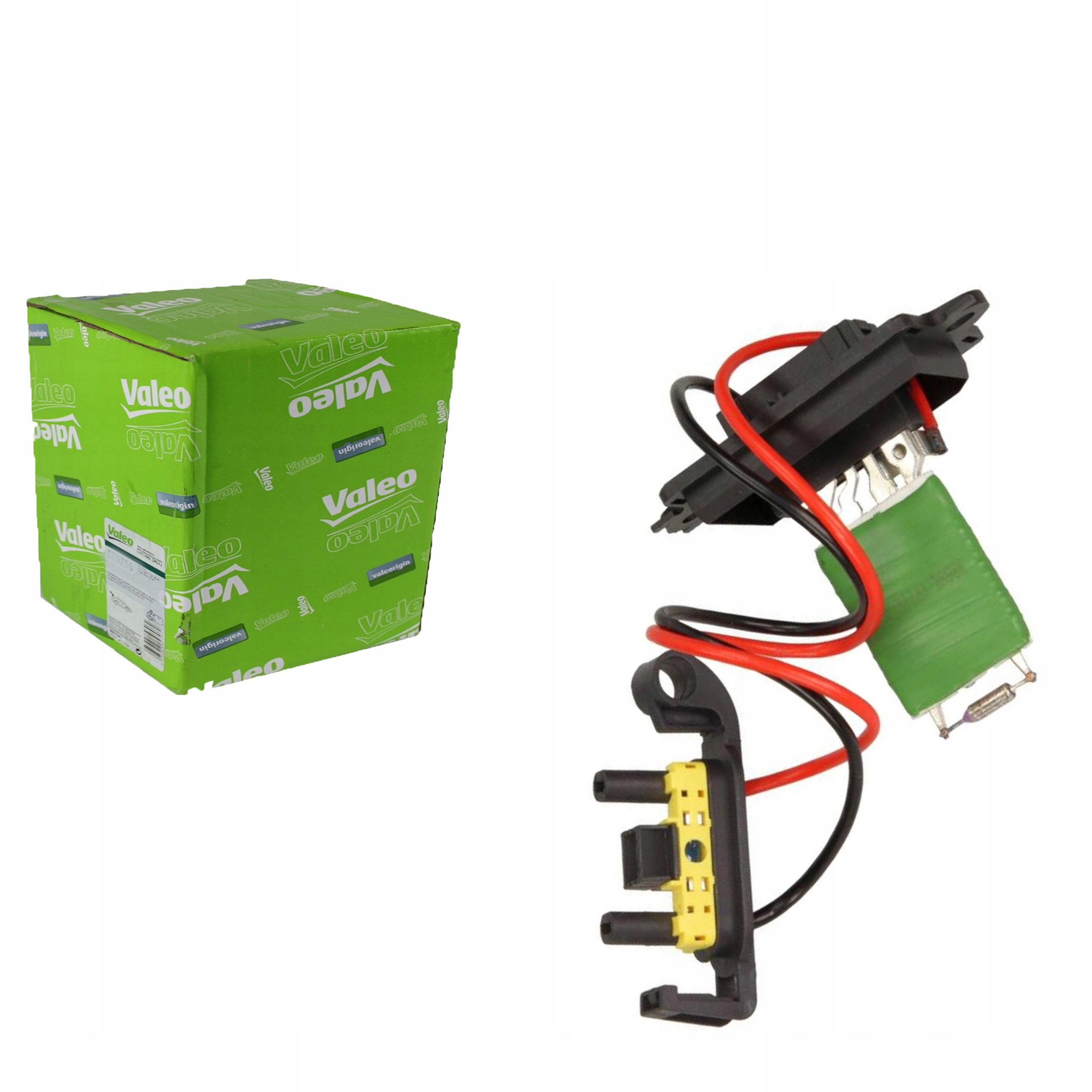 резистор резистор воздуходувки вентилятора megane ii 2