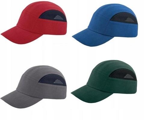 Priemyselná helma Svetlo vysoká hmotnosť 4 farby R.58-63
