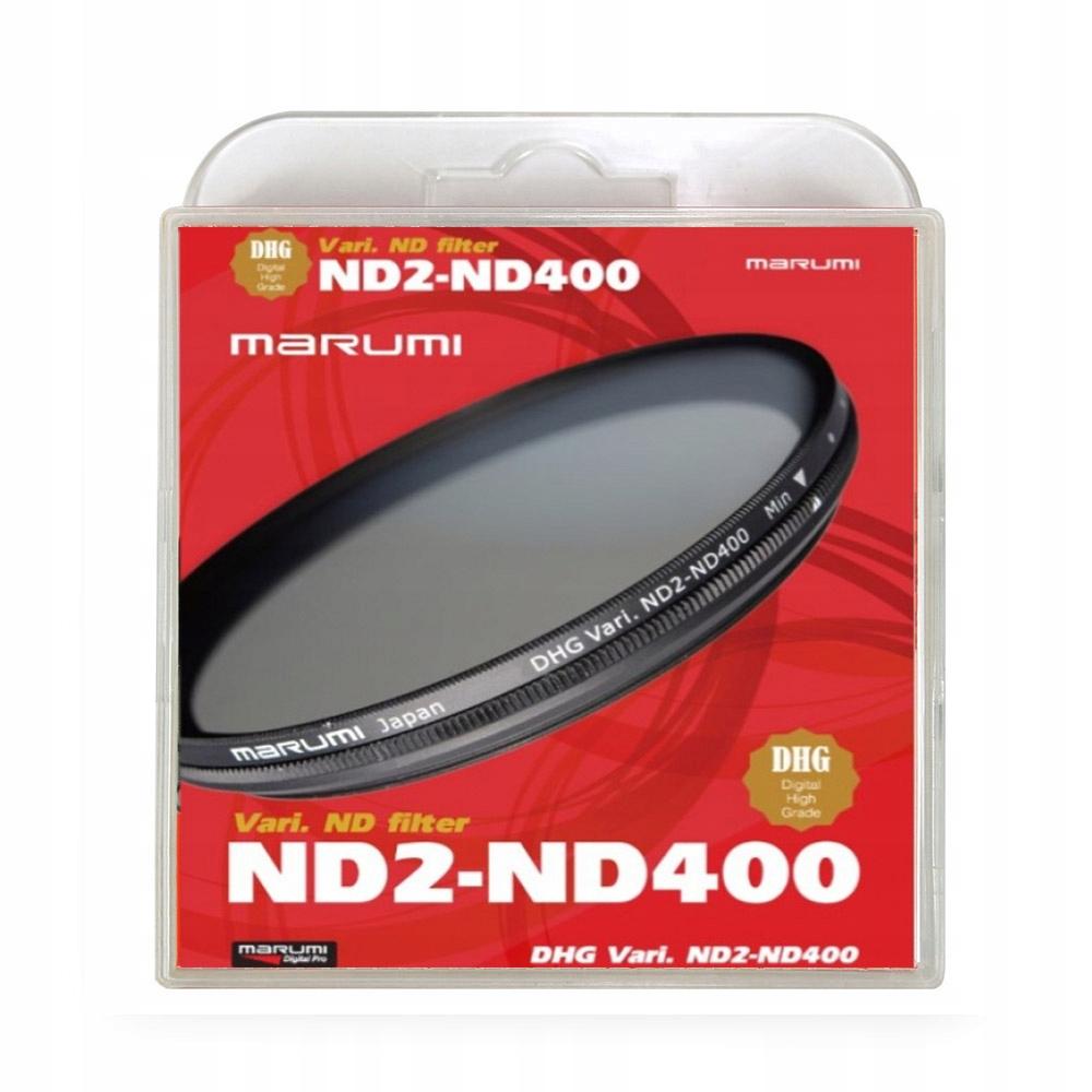Premenlivý filter Marumi DHG VARI. ND2-400 77mm