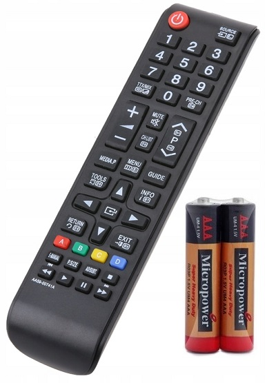 Item UNIVERSAL REMOTE FOR SAMSUNG LCD/LED/UHD/SMART WITHOUT 3D