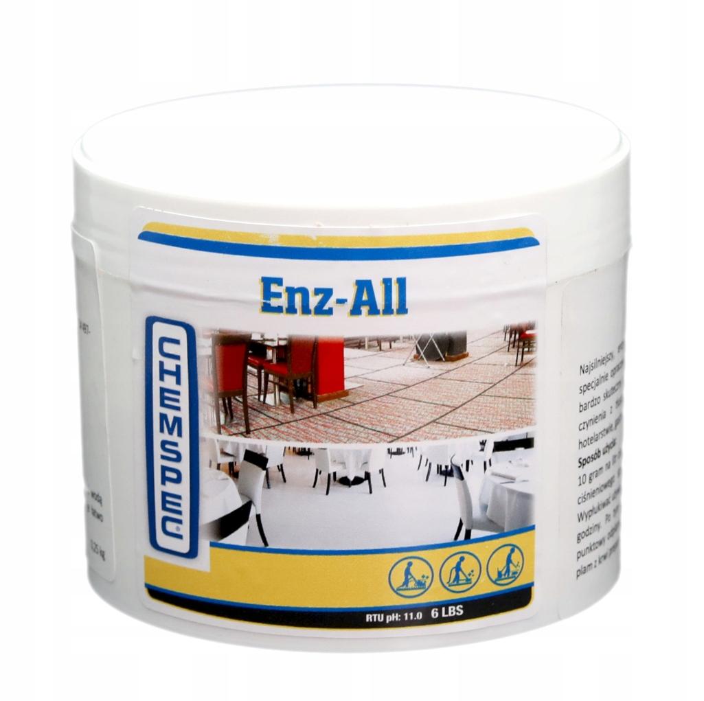 Chemspec Enz-All 250г pre-spray ферментную PR4