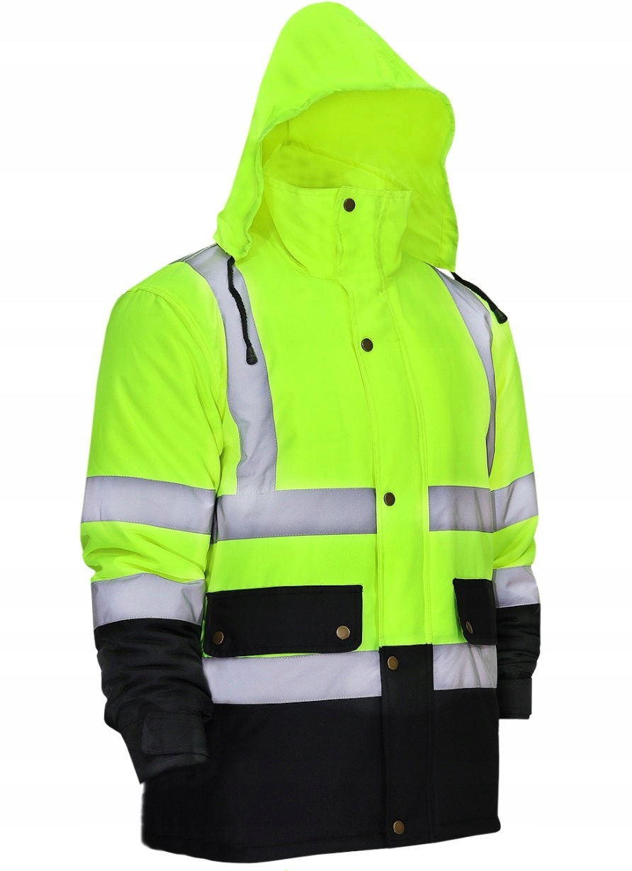 WINTER WORK JACKET INSULATED с XL REFLECTIVE