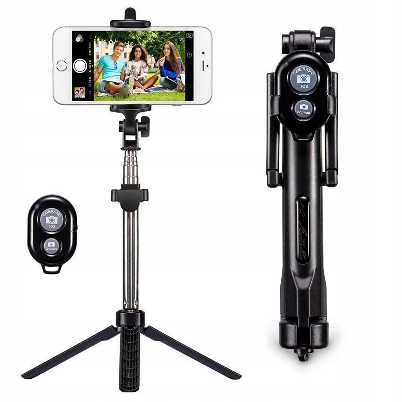 Kijek Selfie Stick Tripod Statyw Pilot Uchwyt 3w1 8630873124 Sklep Internetowy Agd Rtv Telefony Laptopy Allegro Pl