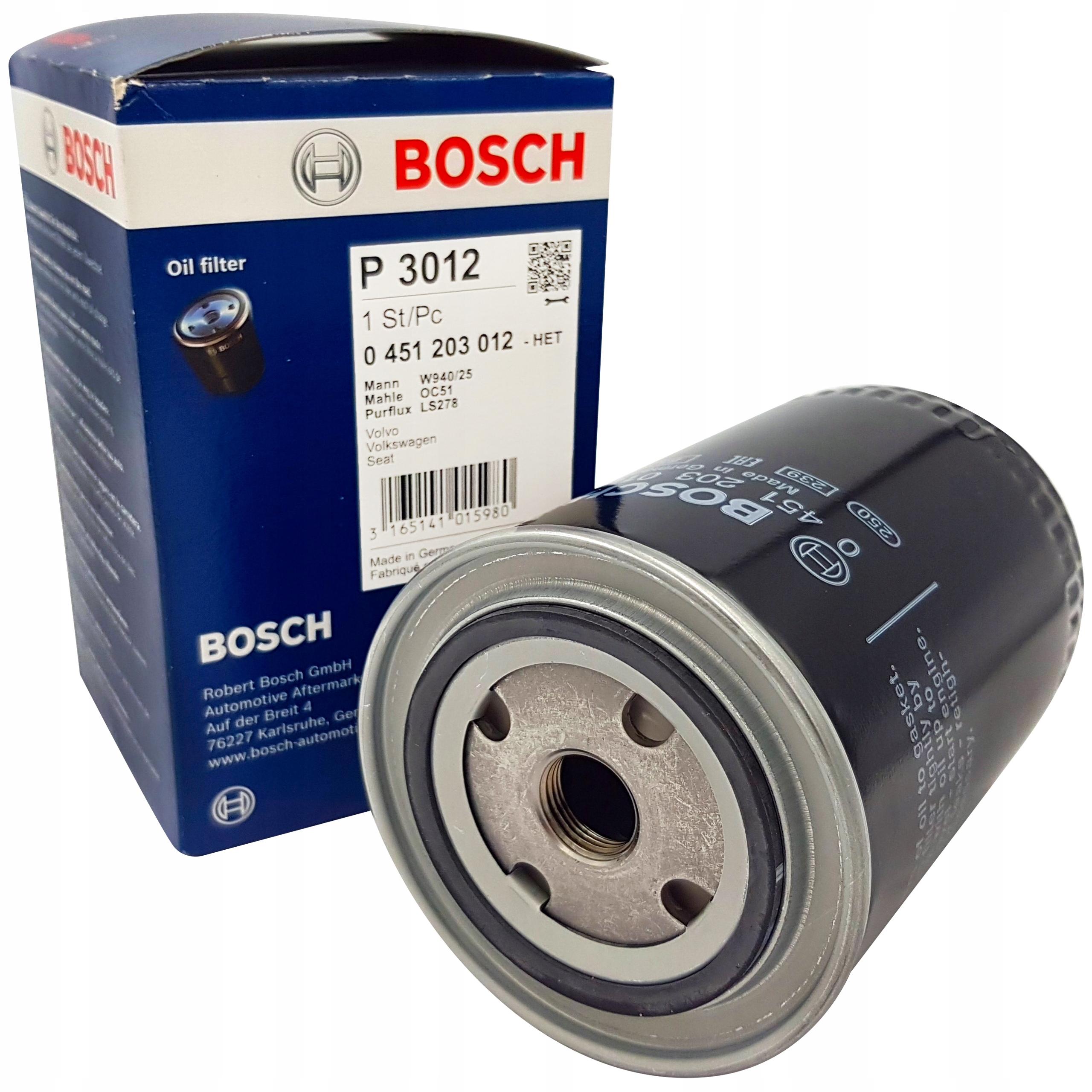 1 Ölfilter BOSCH 0451103313 AUDI SKODA VW