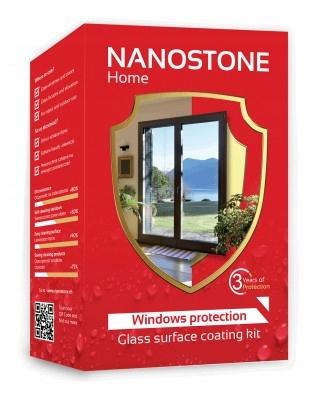 Impregnácia NANOSTONE SKLO DOMOV Windows, sklo