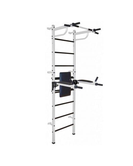 Rebríky gymnastické 250 kg + chytiť bary + trakcie