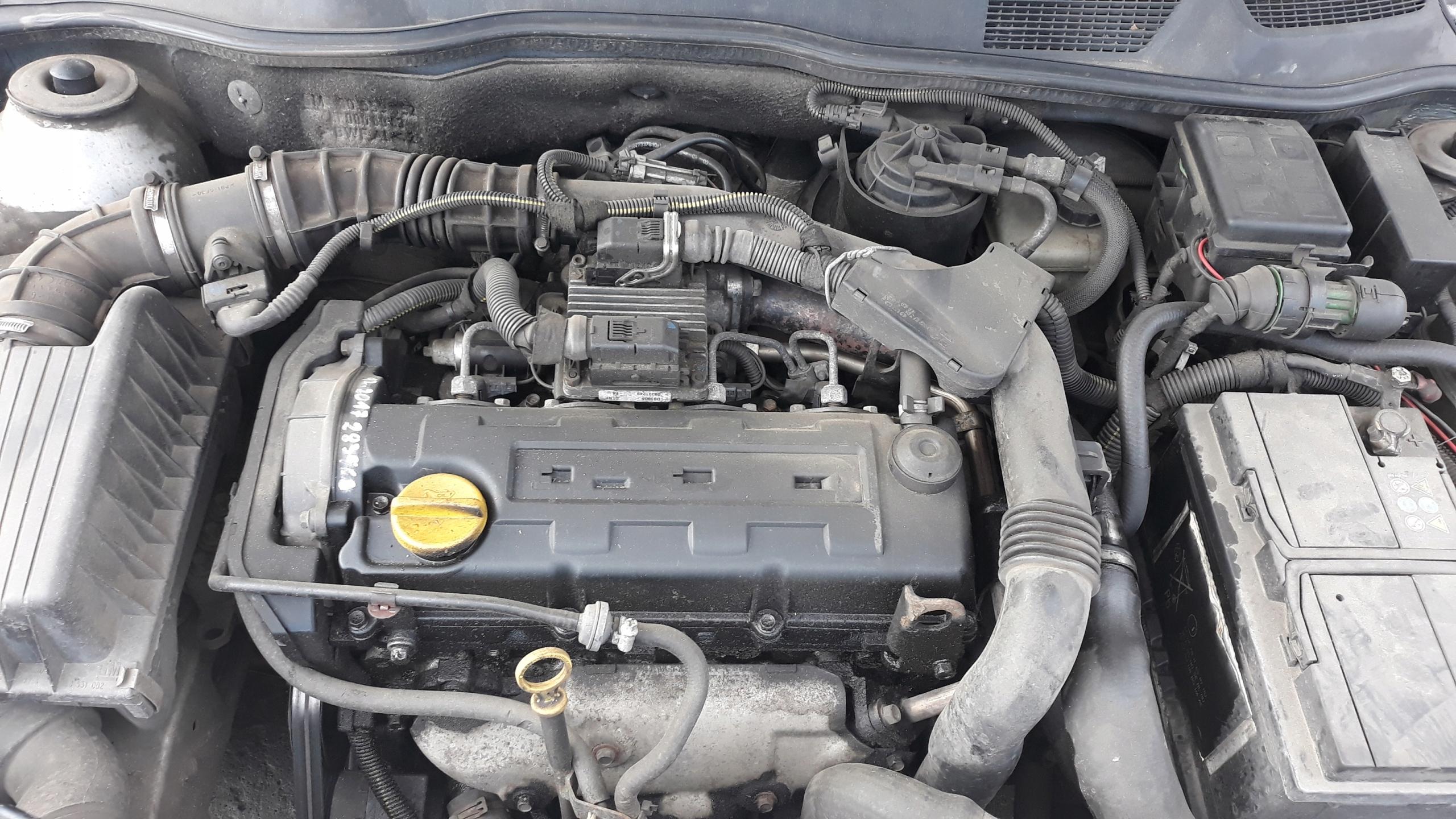 Silnik Opel Astra Ii G 1 7dti Wszystkie Czesci Grudziadz Allegro Pl