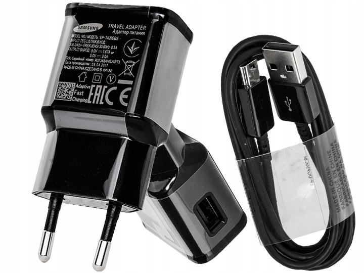 Oryginalna Ładowarka Samsung Fast Charge + Kabel C
